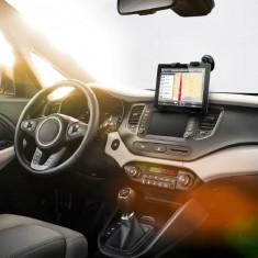 Suport universal pentru tablete, fixare cu ventuza sau in tetiera - 004219 - Suport auto tableta