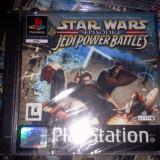 PlayStation PS1 - Star Wars: Episode I Jedi Power Battles