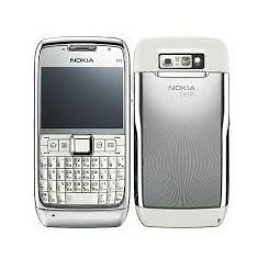 Telefon mobil Nokia E71, Alb, Neblocat - Nokia E71 WHITE