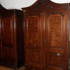 Vand dormitor din anul 1895 - Comoda dormitor