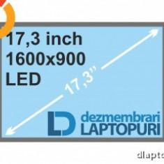 Vand Display laptop Toshiba c670d., 17 inch, LED, Glossy