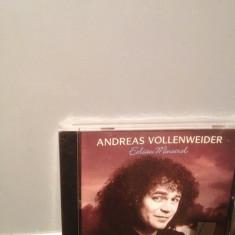 ANDREAS VOLLENWEIDER - EOLIAN MINISTREL(1993/COLUMBIA REC/AUSTRIA)cd nou/sigilat - Muzica Rock