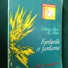 FARDURILE SI FARDAREA - VALERIA ALEXE, AL. ALEXE Ed. Medicala 1971
