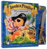 Insula Piratilor - Carte si costum de pirat