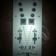 Vand Mixer audio Explec