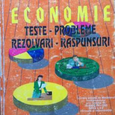 ECONOMIE TESTE PROBLEME REZOLVARI RASPUNSURI - Paul Tanase Ghita