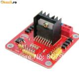 Electronice - Driver L298N motor pas cu pas / motor DC Arduino / PIC / AVR / ARM / STM32