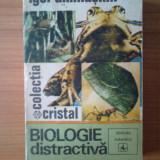 P Igor Akimuskin - Biologie distractiva - Carte Biologie