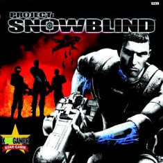 Jocuri Xbox Eidos, Actiune, 16+, Single player - Project Snowblind - Joc ORIGINAL - Xbox