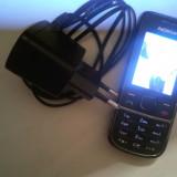 Nokia c2 display crapat - Telefon Nokia, Negru, <1GB, Neblocat, Fara procesor, Nu se aplica