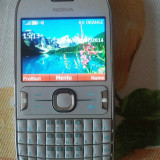 Nokia Asha 302 Alb