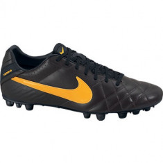 Ghete de fotbal cu crampoane - NIKE TIEMPO MYSTIC IV AG 454317 080 - Ghete fotbal Nike, Marime: 38, 38.5, Iarba: 1