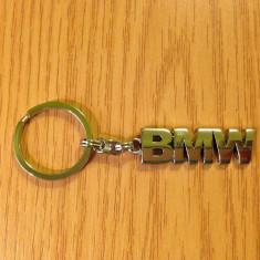 Breloc BMW scris - Breloc Auto