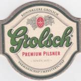 Cartonas de colectie - Suport de pahar / Biscuite GROLSCH
