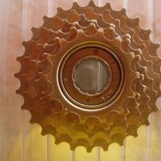 Piese Biciclete, Pinioane filet/caseta - Grup 6 pinioane bicicleta MTB
