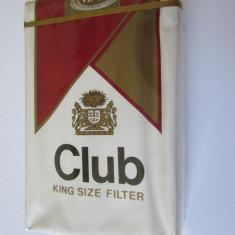 Pachet tigari - PACHET NOU TIGARI COLECTIE CLUB DIN ANII 80