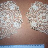 tesatura textila - LOT / SET MILEURI -MILEU / MACRAMEU / ARTIZANAT - LUCRATE MANUAL