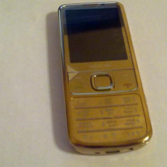 Telefon mobil Nokia 6700 - NOKIA 6700 RECONDITIONATE AURII GOLD IMPECABILE