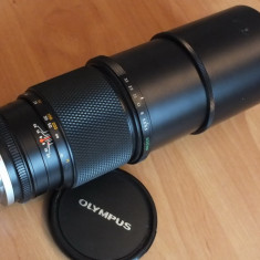 Vand obiectiv Olympus Zuiko 300 mm F/4.5 fix lentile Japan - Obiectiv DSLR Olympus, Super-tele, Autofocus, Olympus - OM