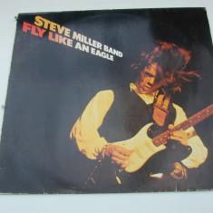 Muzica Rock, VINIL - Disc Vinil LP : Steve Miller Band - Fly Like An Eagle