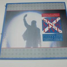 Muzica Rock, VINIL - Disc Vinil LP : Simple Minds - Simple Minds Live (Recorded Live At Borrowlands, Glasgow 1985)