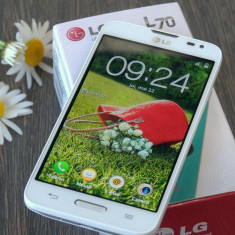 LG L70 d320n - Telefon mobil LG L70, Neblocat