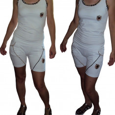 COMPLEU BURBERRY PENTRU DAMA!Marime-XXL(70-78kg) - Trening dama Burberry, Culoare: Alb, Bumbac
