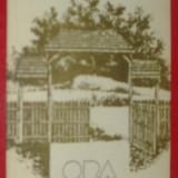IULIAN NEGRILA - ORA PLECARII (VERSURI, editia princeps - 1982) - Carte poezie
