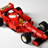 Masina de curse LEGO (Shell) originala!!! - LEGO Cars, 6-10 ani