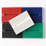 Conector - Breadboard mini 170 puncte de conectare - placa de test