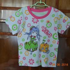 Pijama de vara fetita cu dovleac