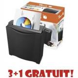 Distrugator documente - DISTRUGATOR DE DOCUMENTE PEACH PS 400-15, 3+1 GRATUIT!