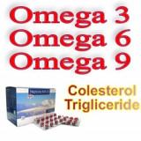 Neptune Ulei Krill Oil-Omega 369, 1000mg, Tratament colesterol si trigliceride