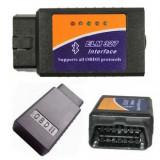 Interfata diagnoza auto - INTERFATA DIAGNOZA ELM327 V1.5 Bluetooth diagnoza auto ELM 327 CAN-BUS diagnoza auto OBDII interfata scanare auto ELM 327 ELM327 ! LIVRARE IMEDIATA!