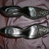 Pantofi stiletto ESTRADA - Pantofi dama