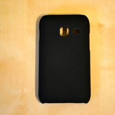 Husa Telefon - Husa Cauciucata Samsung Galaxy Ace Duos S6802 Black