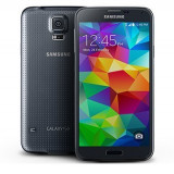 Telefon mobil Samsung Galaxy S5, Negru, 16GB, Neblocat - Samsung Galaxy s5