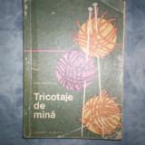 TRICOTAJE DE MANA  ANA POPESCU C1,14