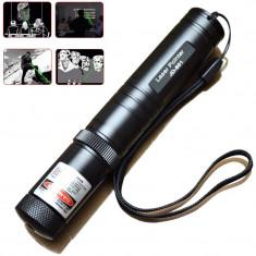Laser pointer - LASER VERDE POINTER- 3000 mw +acumulator