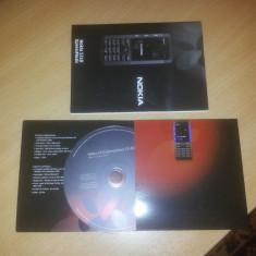 Manual + CD Nokia 5310 Xpress Music