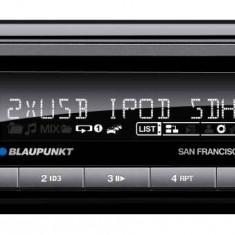 CD Player MP3 auto - Mp3 Player Blaupunkt San Francisco 320(6556)