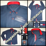 CAMASA BARBATEASCA IN BLEUMARIN GEN FIRMA TOMMY HILFIGER VARA REGULAR FIT
