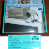 Webcam Alta Desktop/Laptop 0, 3 MegaPixeli - NOU, Pana in 1.3 Mpx, CMOS