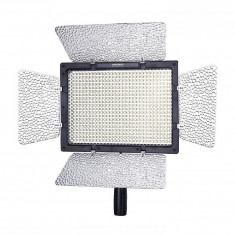 Lampa foto-video 600 LED-uri Yongnuo YN600 YN-600 cu telecomanda - Lampa Camera Video