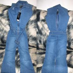 Salopeta dama, Marime: 34 - Vand Salopeta de Jeans, Dama