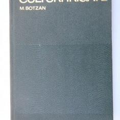 CULTURI IRIGATE - M.Botzan - Carte Farmacologie