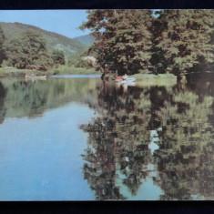 RPR - Baile Moneasa - Lacul - Carti Postale Romania dupa 1918