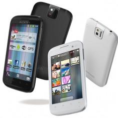 Telefon Alcatel, Negru, Neblocat - Alcatel One Touch 991