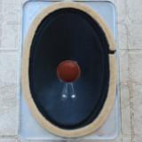 Difuzor oval cu magnat ALNICO, TELEFUNKEN - Difuzoare, Difuzoare medii, 0-40 W