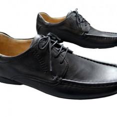 Pantofi barbati piele naturala-Denis-1056-n